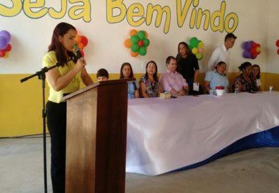 Bairro Parque Alvorada recebe escola reformada, ampliada e climatizada