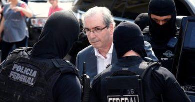 Patrimônio de Eduardo Cunha é 53 vezes maior que declarado, diz Lava Jato