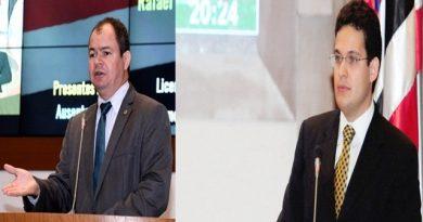 Aliados de Rafael Leitoa e Alexandre Almeida ensaiam candidaturas de deputado em 2018